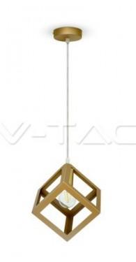 Pendul Geometric Auriu V-Tac